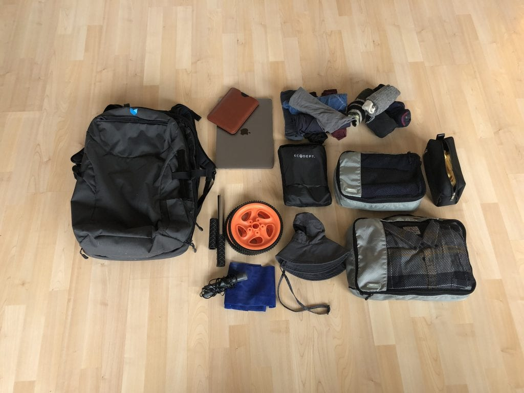 Ultralight Travel Gear