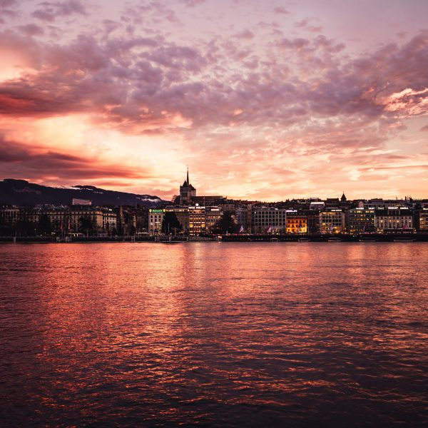 Geneva, one of the best cities in Switzerland