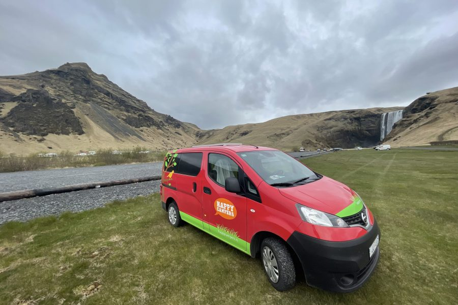iceland itinerary happy campers